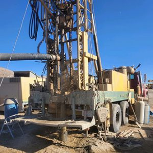Our Very First Well Is Complete!